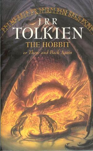 """The hobbit, or There and back again"" av John Ronald Reuel Tolkien"