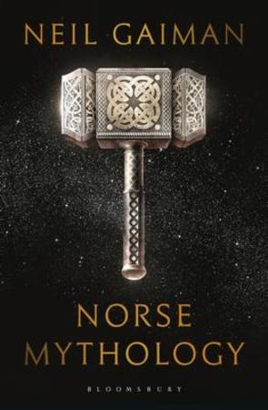 """Norse mythology"" av Neil Gaiman"