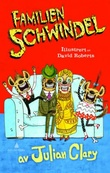 """""""Familien Schwindel"""" av Julian Clary"""