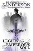 """Legion and The Emperor's soul - omnibus"" av Brandon Sanderson"