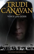 """""""Voice of the gods - age of the five trilogy 3"""" av Trudi Canavan"""