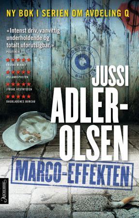 """""""Marco-effekten"""" av Jussi Adler-Olsen"""