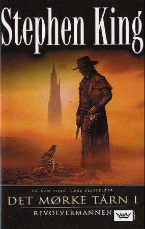 """""""Det mørke tårn 1 - revolvermannen"""" av Stephen King"""