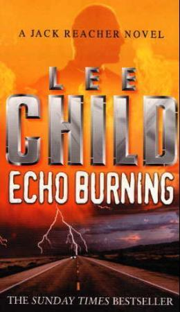 """Echo burning"" av Lee Child"