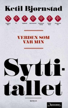 """""""Verden som var min - bind 2"""" av Ketil Bjørnstad"""