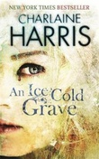 """An ice cold grave"" av Charlaine Harris"