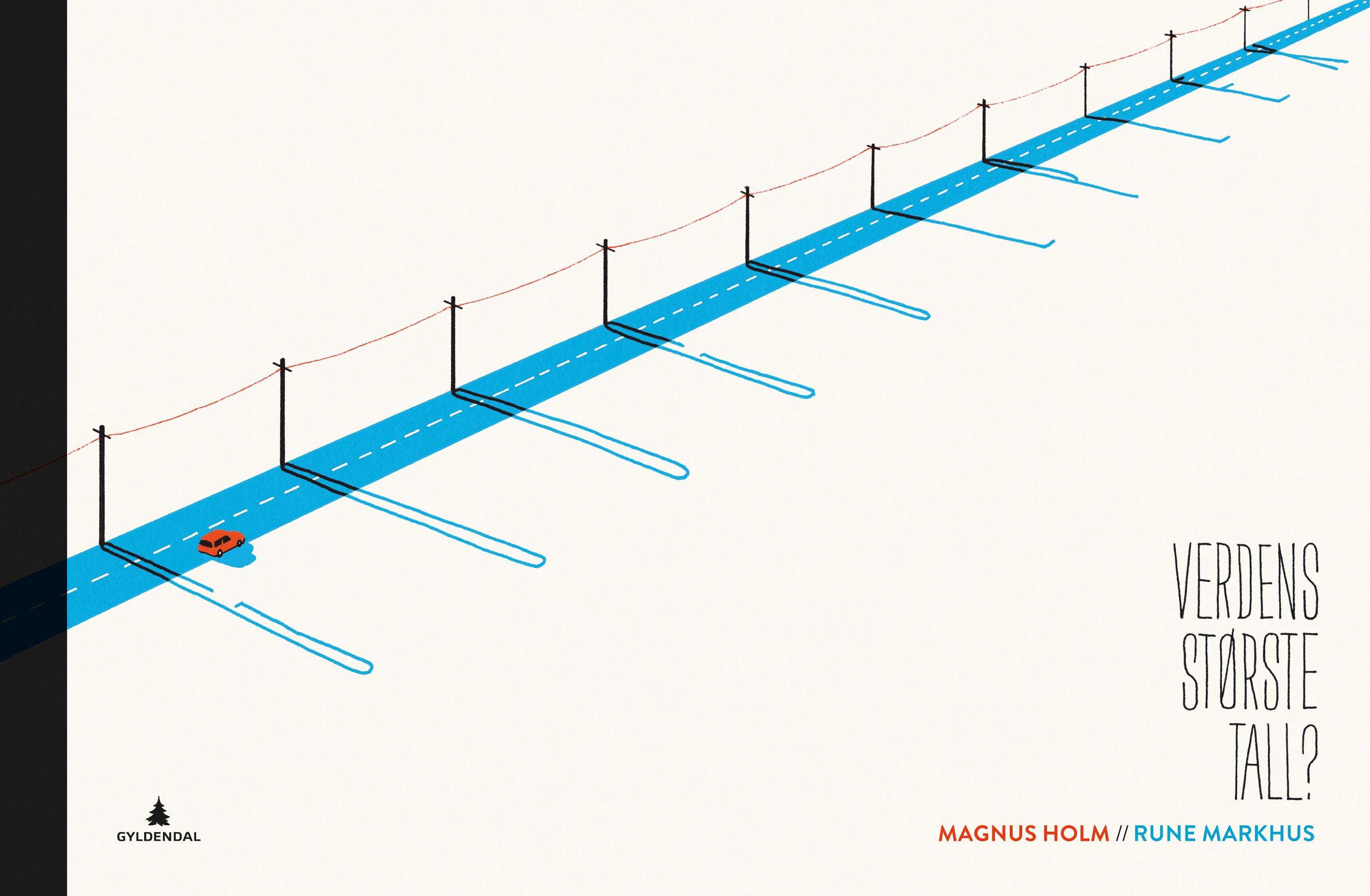 """""""Googolplex - verdens største tall?"""" av Magnus Holm"""