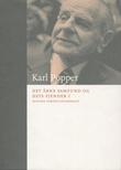 """""""Det åbne samfund og dets fjender I - Platons fortryllelseskraft"""" av Karl Popper"""