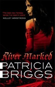 """River marked"" av Patricia Briggs"