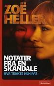 """""""Notater fra en skandale - hva tenkte hun på?"""" av Zoë Heller"""