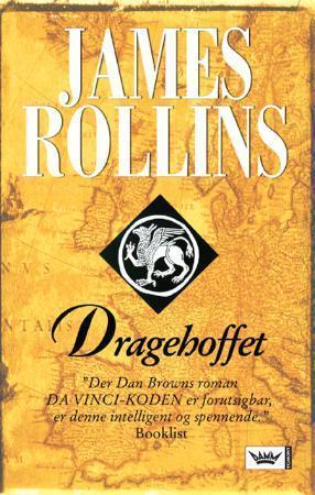 """""""Dragehoffet"""" av James Rollins"""