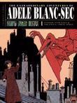"""The Extraordinary Adventures of Adele Blanc-SEC Pterror Over Paris / The Eiffer Tower Demon"" av Jacques Tardi"