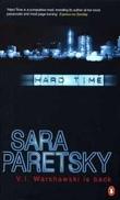 """""""Hard time"""" av Sara Paretsky"""