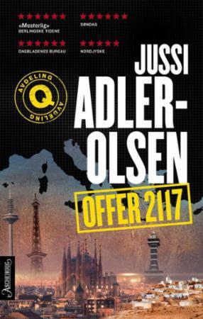"""""""Offer 2117"""" av Jussi Adler-Olsen"""
