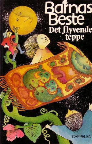 """""""Barnas Beste. Bd. 15 - det flyvende teppet"""" av Tordis Ørjasæter"""