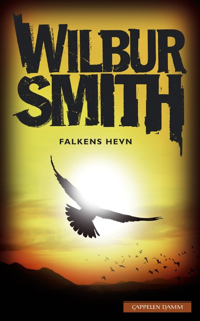 """Falkens hevn"" av Wilbur A. Smith"