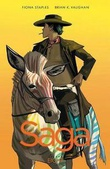 """Saga Volume 8"" av Brian K Vaughan"