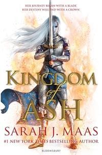 """""""Kingdom of Ash"""" av Sarah J. Maas"""