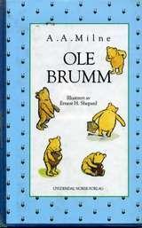 """Ole Brumm"" av Alan Alexander Milne"