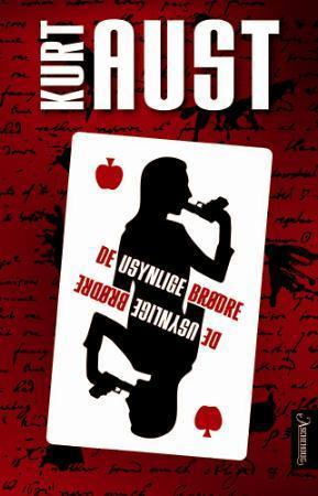 """""""De usynlige brødre - thriller"""" av Kurt Aust"""