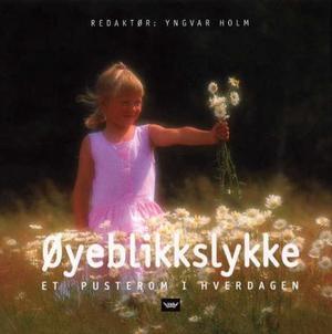 """""""Øyeblikkslykke - et pusterom i hverdagen"""" av Yngvar Holm"""