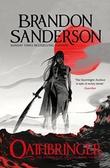 """""""Oathbringer"""" av Brandon Sanderson"""