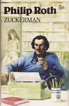 """""""Zuckerman"""" av Philip Roth"""