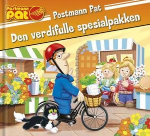 """""""Postmann Pat - den verdifulle spesialpakken"""" av John Cunliffe"""