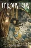 """""""Monstress Volume 2 - The Blood"""" av Marjorie Liu"""
