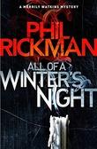 Omslagsbilde av All of a Winters Night