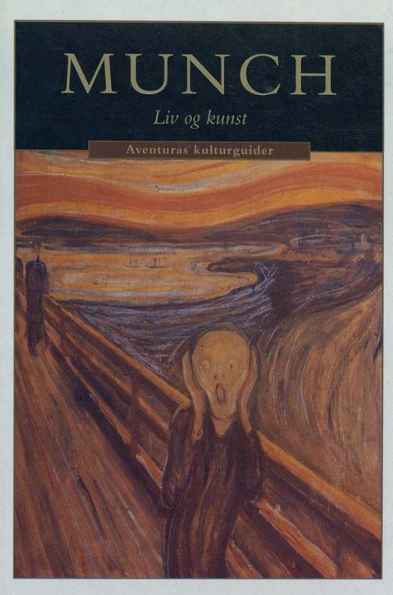 """""""Edvard Munch - liv og kunst"""" av Marit Lande"""