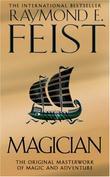 """""""Magician"""" av Raymond E. Feist"""