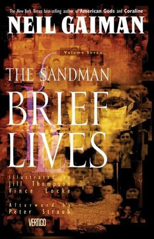 """The Sandman Vol. 7 - Brief Lives"" av Neil Gaiman"