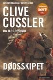"""Dødsskipet"" av Clive Cussler"