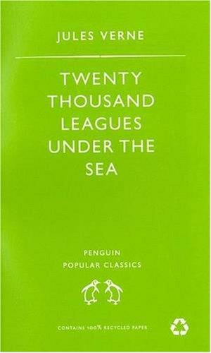"""20,000 Twenty Thousand Leagues Under the Sea"" av Jules Verne"