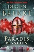 """""""Paradisplaneten kriminalroman"""" av Jørgen Brekke"""
