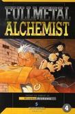 """""""Fullmetal alchemist - bok 4"""" av Hiromu Arakawa"""