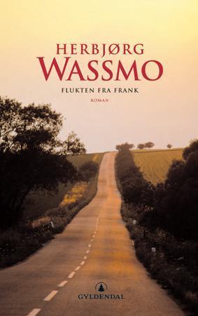 """""""Flukten fra Frank - roman"""" av Herbjørg Wassmo"""