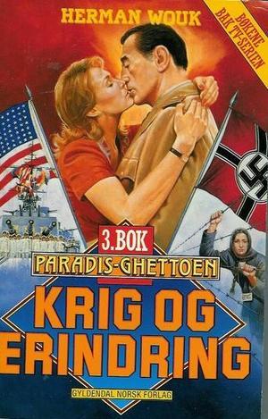 """""""Krig og erindring. Bd. 3 - Paradis-ghettoen"""" av Herman Wouk"""