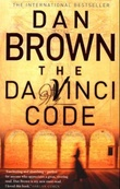 """The Da Vinci code - a novel"" av Dan Brown"