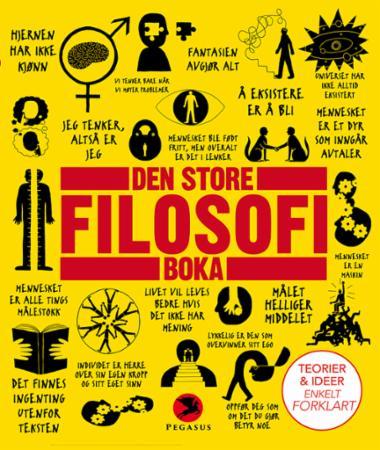 """""""Den store filosofiboka"""" av Haagen Sund"""