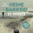 """""""St. Avenger"""" av Heine T. Bakkeid"""