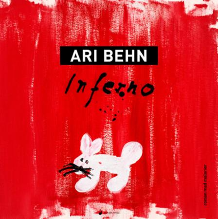 """""""Inferno - roman med malerier"""" av Ari Behn"""