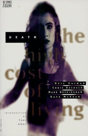 """""""Death - The High Cost of Living"""" av Neil Gaiman"""