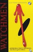 """""""Watchmen hvem skal vokte vekterne?"""" av Alan Moore"""