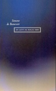 """""""En lett og rolig død"""" av Simone de Beauvoir"""