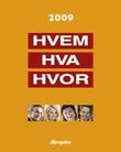 """""""Hvem hva hvor 2009"""" av Inge S. Kristiansen"""