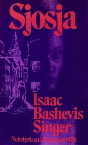"""""""Sjosja"""" av Isaac Bashevis Singer"""
