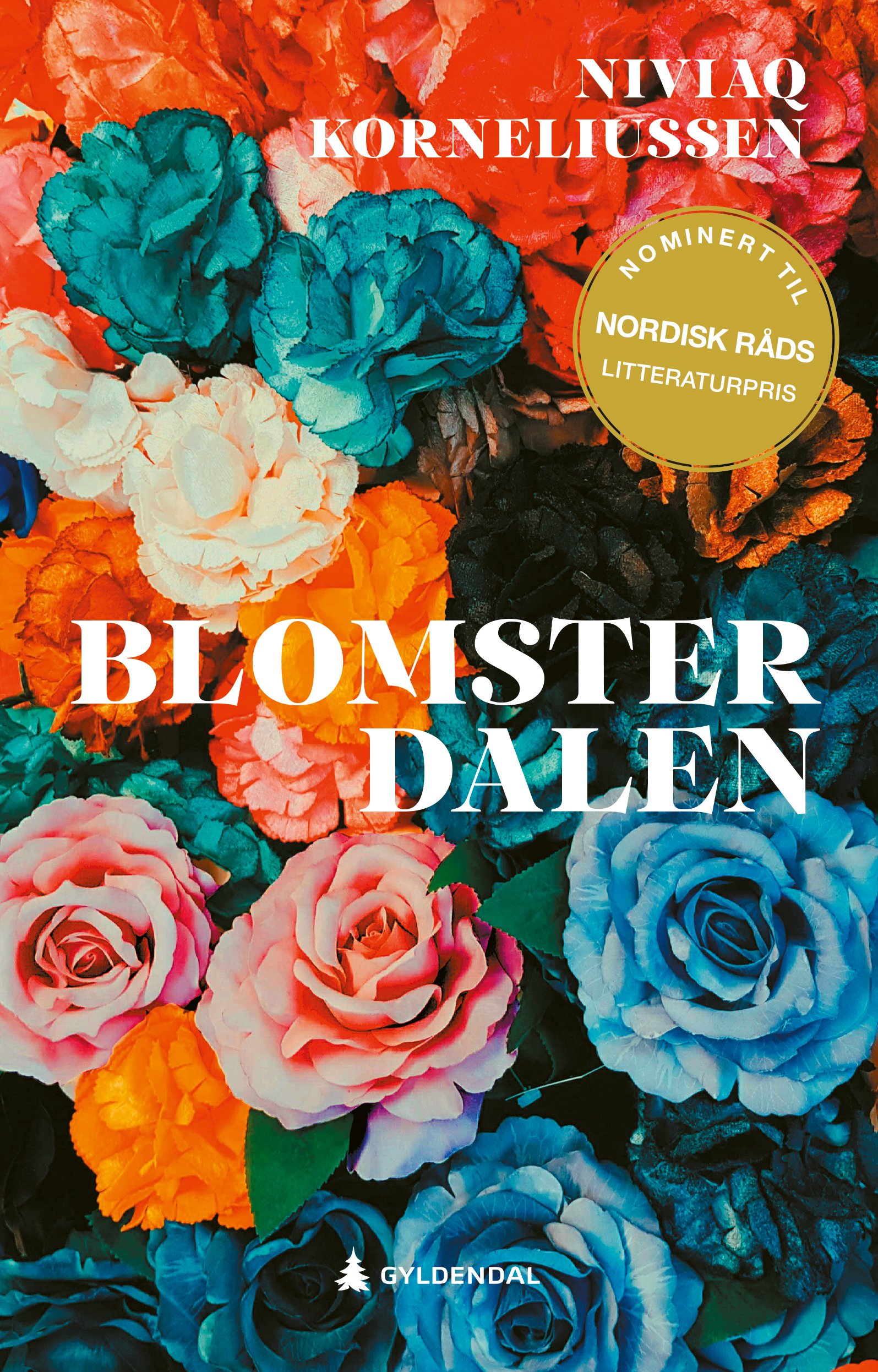 """""""Blomsterdalen - roman"""" av Niviaq Korneliussen"""