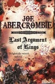 """Last argument of kings"" av Joe Abercrombie"